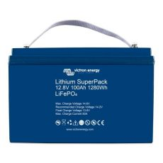 Victron Energy LiFePO baterie 12,8V/100Ah Lithium SuperPack